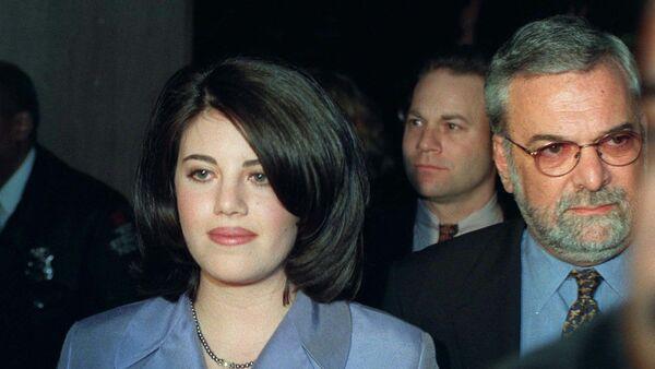 Monica Lewinsky - Sputnik International