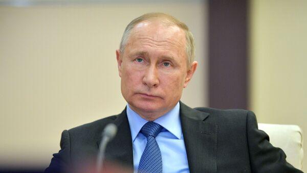 Russia Putin Military Technical Cooperation - Sputnik International