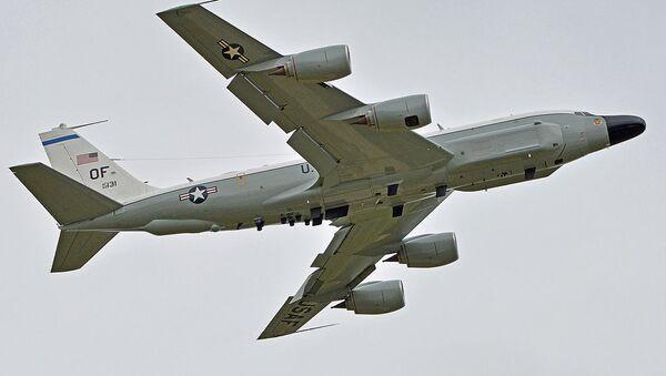 Boeing RC-135W Rivet Joint - Sputnik International