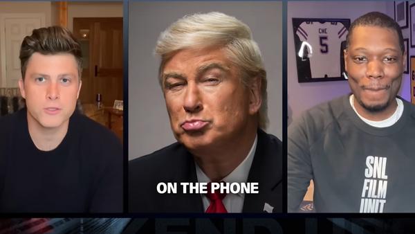 Weekend Update: President Trump Gives Coronavirus Update - SNL - Sputnik International