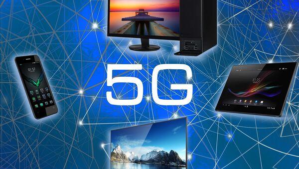 5G Network - Sputnik International