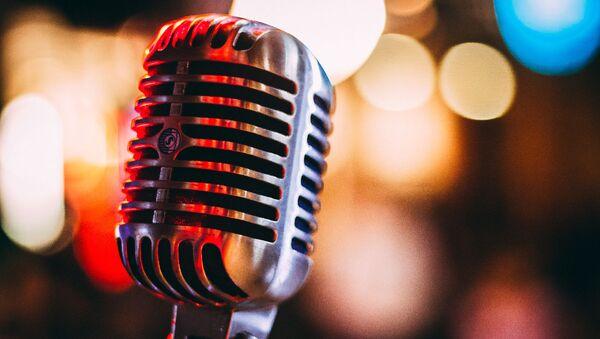 Microphone - Sputnik International