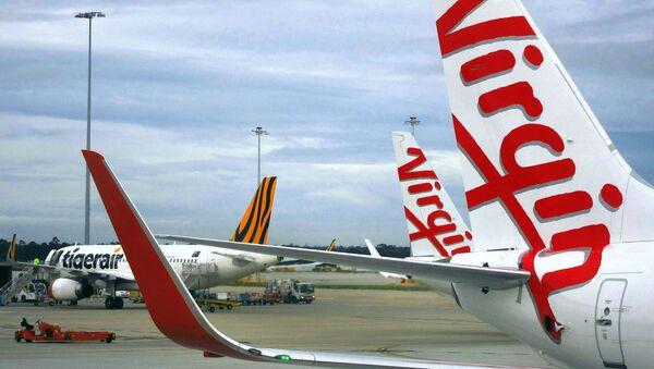 Virgin Australia - Sputnik International