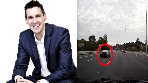 Eastern freeway crash Porsche driver identified as mortgage broker Richard Pusey - Sputnik International