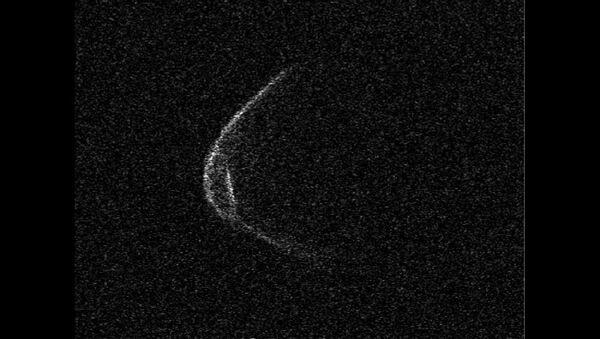 OR2  asteroid - Sputnik International