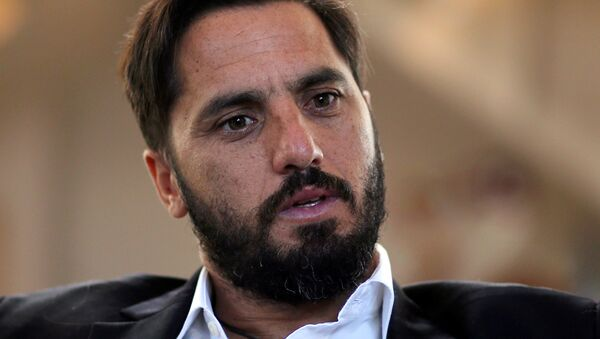 Agustin Pichot, IRB World Rugby vice-president and former Argentina captain - Sputnik International