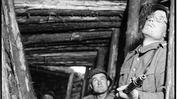 Finnish soldiers 1944 - Sputnik International
