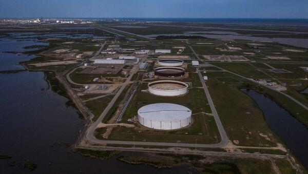 The Bryan Mound Strategic Petroleum Reserve in Freeport, Texas - Sputnik International