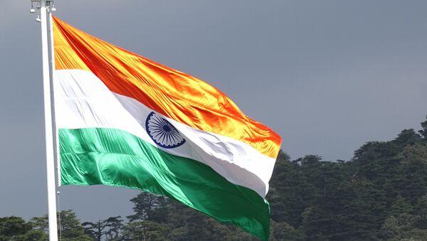 Indian Flag - Sputnik International