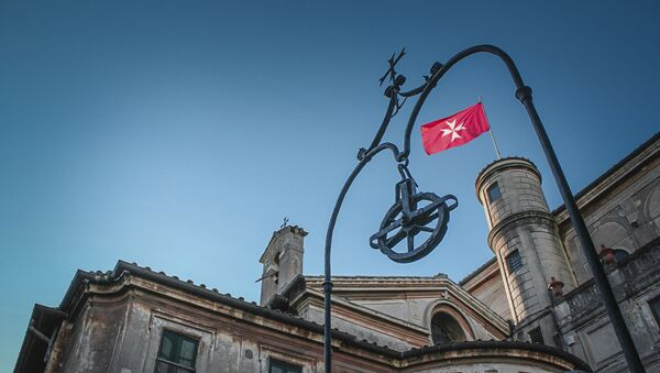 Order of Malta - Sputnik International