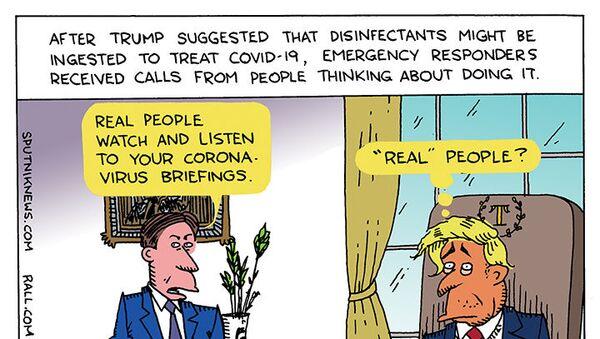Disinfectant President  - Sputnik International