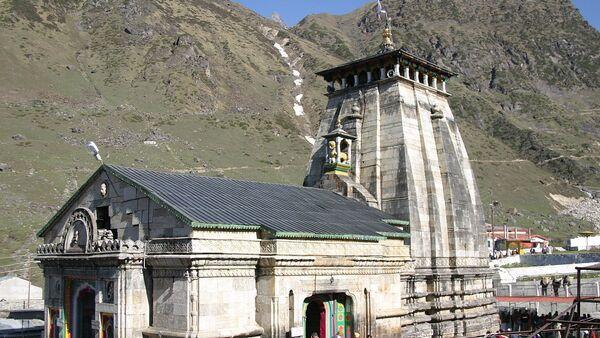 Kedarnath Temple - Sputnik International