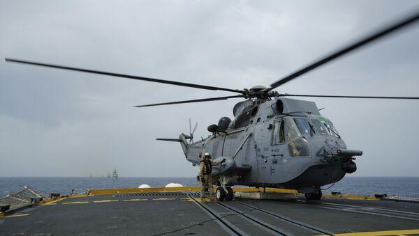 CH-124 Sea King - Sputnik International
