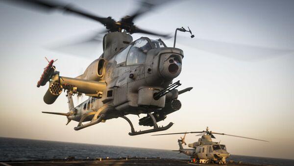 Bell AH-1Z Viper - Sputnik International