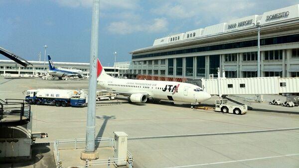 Naha Int'l Airport , Okinawa-pref. - Sputnik International