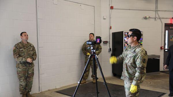 Thermal sensors in US army - Sputnik International