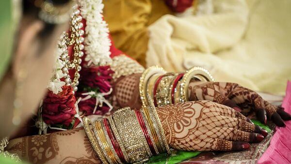 Big Fat Indian Wedding - Sputnik International