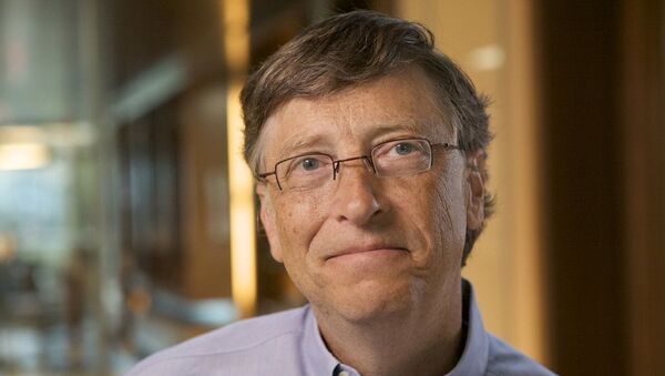 Bill Gates - Sputnik International