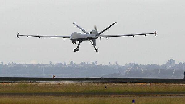 Predator B Unmanned Aircraft - Sputnik International