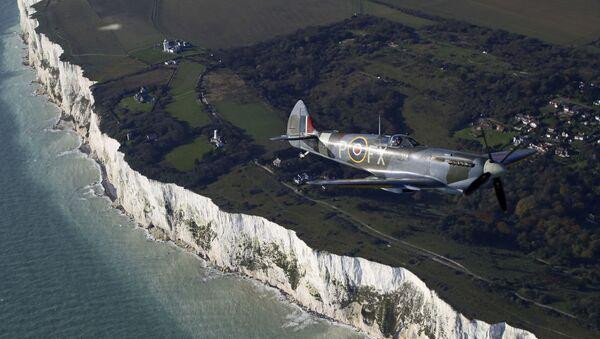 A World War II Spitfire - Sputnik International