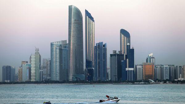 General view of Abu Dhabi, United Arab Emirates, January 3, 2019. Picture taken January 3, 2019 - Sputnik International