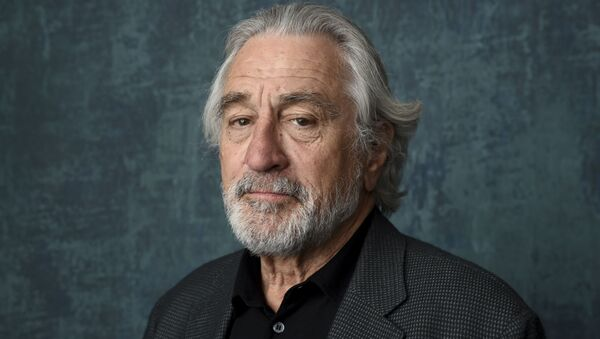 Robert De Niro poses for a portrait at the 92nd Academy Awards Nominees Luncheon at the Loews Hotel on Monday, Jan. 27, 2020, in Los Angeles - Sputnik International