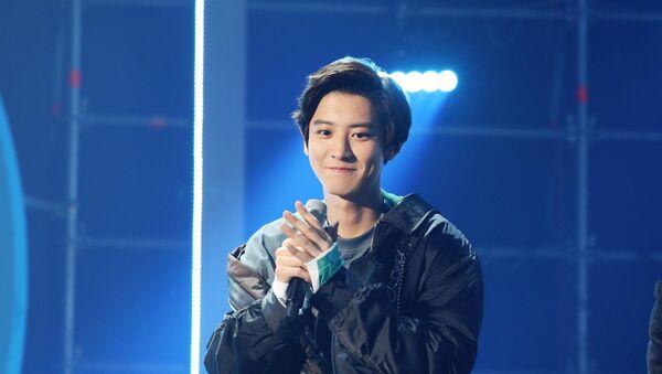 EXO's Chanyeol new collaboration takes social networks by storm - Sputnik International
