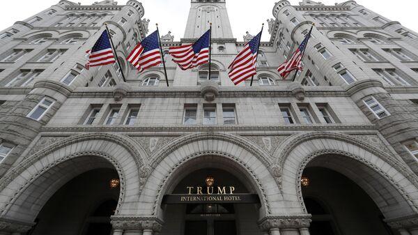 Trump International Hotel in Washington - Sputnik International