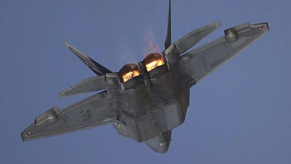 F-22 Raptor - Sputnik International