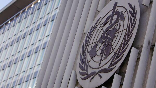 World Health Organisation (WHO) headquarter, in Geneva, Switzerland - Sputnik International