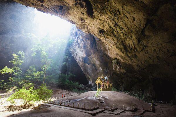 Enigmatic Eerie Underworlds: Most Unusual Caves of Our Planet - Sputnik International