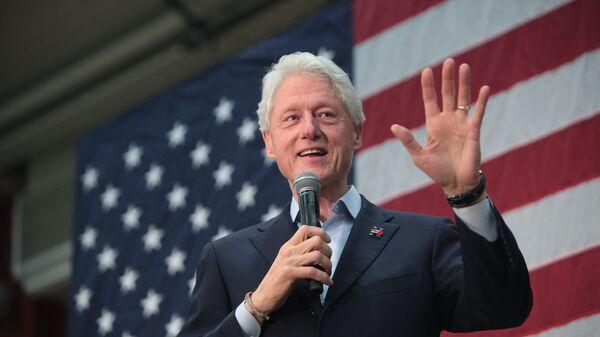 Bill Clinton - Sputnik International