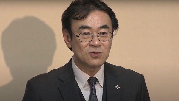 Hiromu Kurokawa       - Sputnik International
