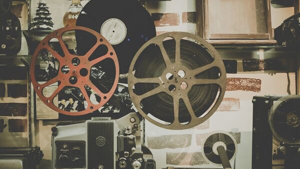 Movie projector - Sputnik International