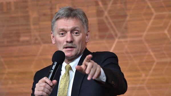 Kremlin spokesperson Dmitry Peskov - Sputnik International