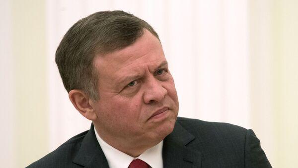 Abdullah II of Jordan - Sputnik International