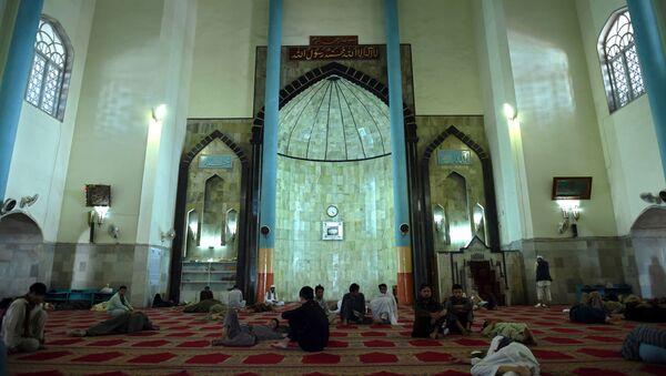 Wazir Akbar Khan Mosque in Kabul - Sputnik International