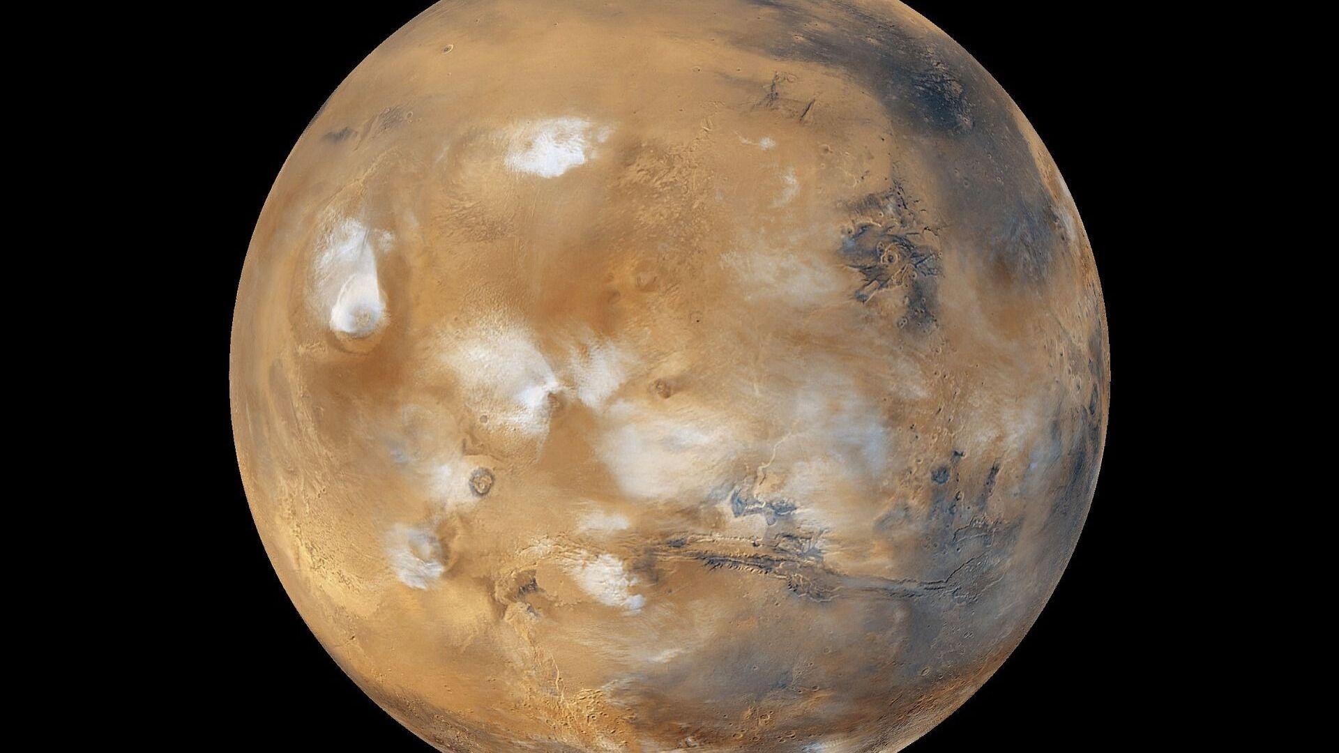 Mars - Sputnik International, 1920, 14.09.2021