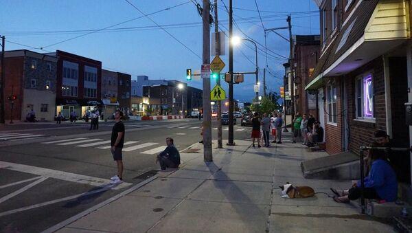 The Fishtown neighborhood of Philadelphia, Pennsylvania, United States. - Sputnik International