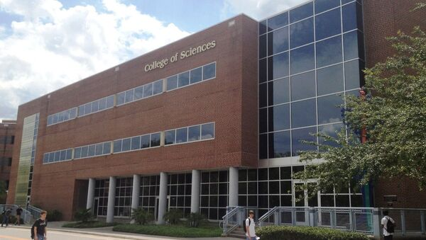 The University of Central Florida College of Sciences, located on the main campus of the University of Central Florida in Orlando, Florida, United States - Sputnik International
