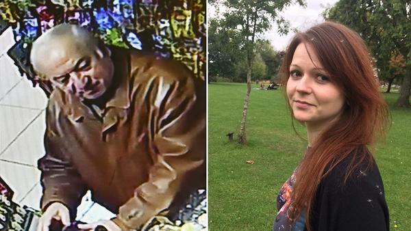Composite photo of Sergei and Yulia Skripal. - Sputnik International