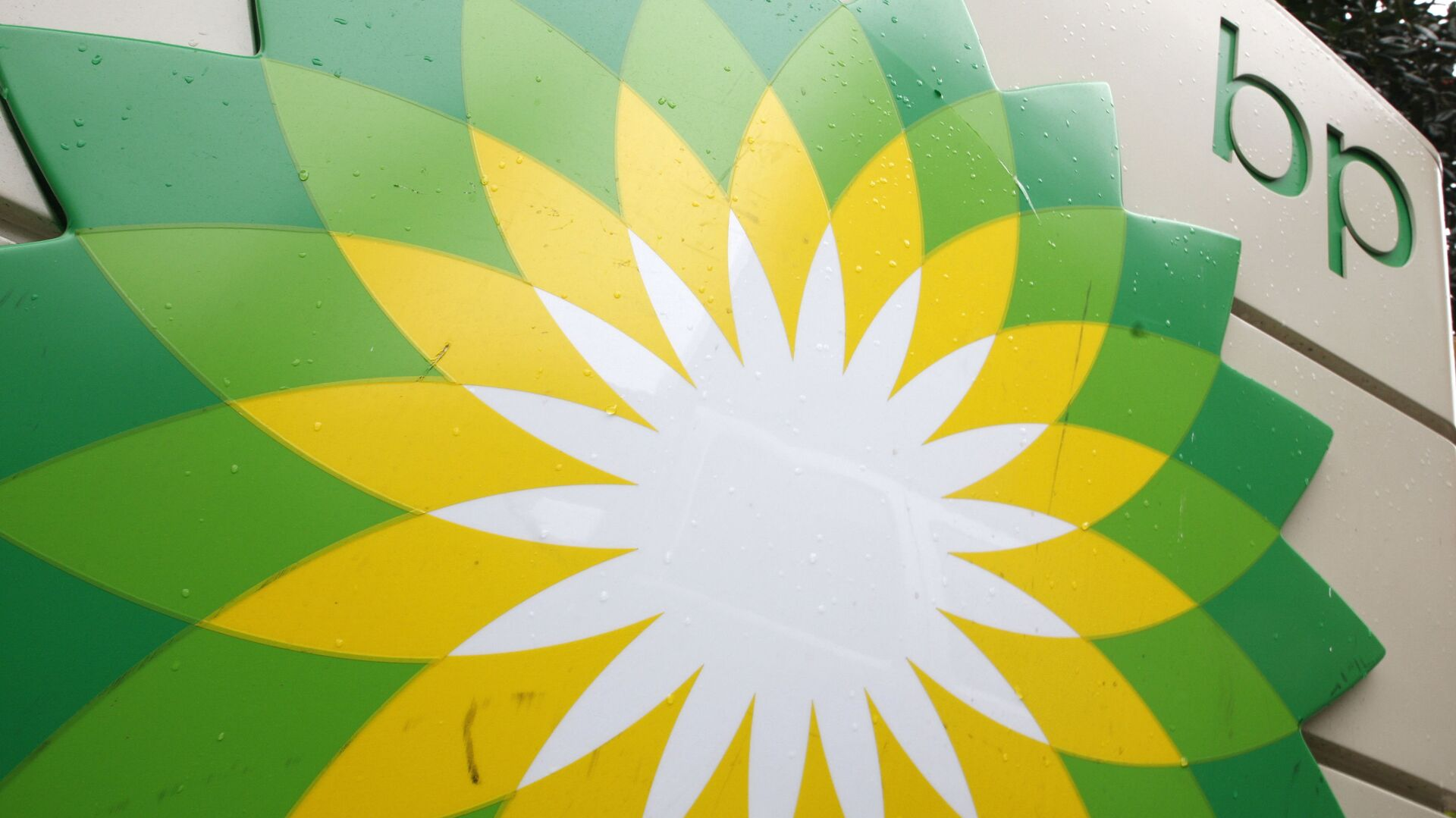 FILE - In this Oct. 25, 2007 file photo, the BP (British Petroleum) logo is seen at a gas station in Washington. BP will spend $7 billion to buy exploration rights to areas in the Gulf of Mexico, offshore Brazil and Canada owned by Devon Energy - Sputnik International, 1920, 23.09.2021
