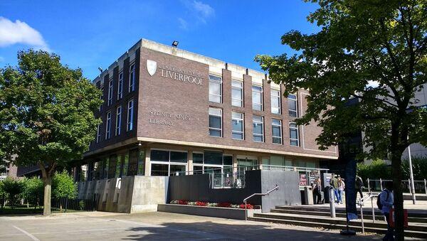 University of Liverpool - Sputnik International