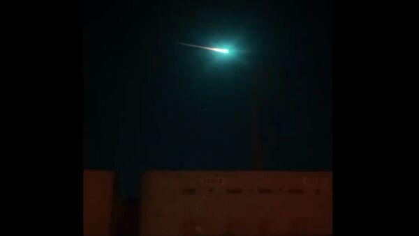 Australian Meteor Reports - Sputnik International