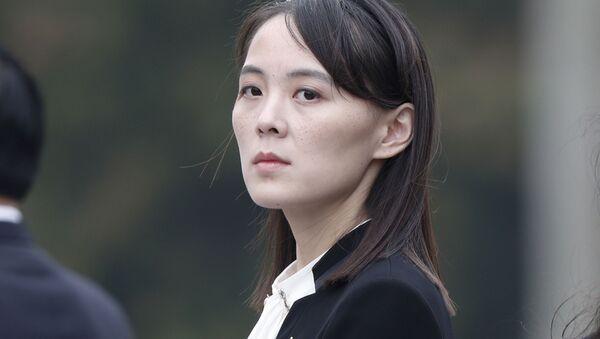 Kim Yo Jong, sister of North Korea's leader Kim Jong Un - Sputnik International