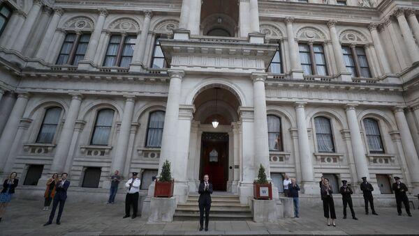 Foreign Office in London (File) - Sputnik International