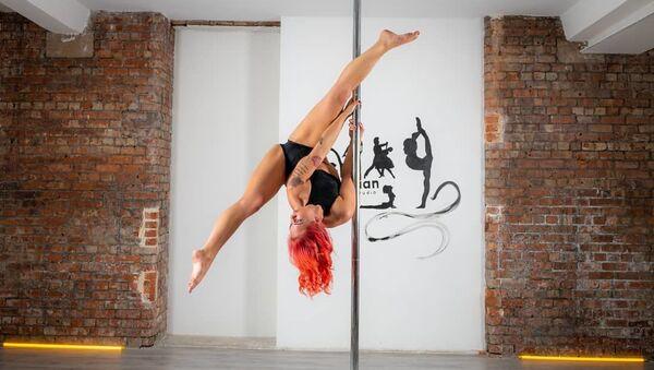 Jess Leanne Norris, Britain's Miss Pole Dance Champion - Sputnik International
