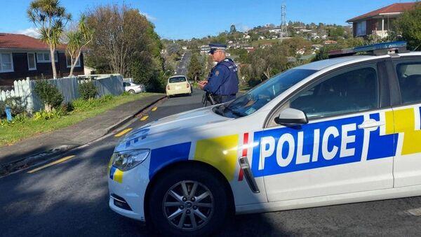 New Zealand's Police - Sputnik International