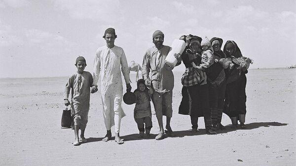 Yemenite Jews go to Aden - Sputnik International