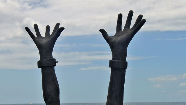 End of slavery - Sputnik International